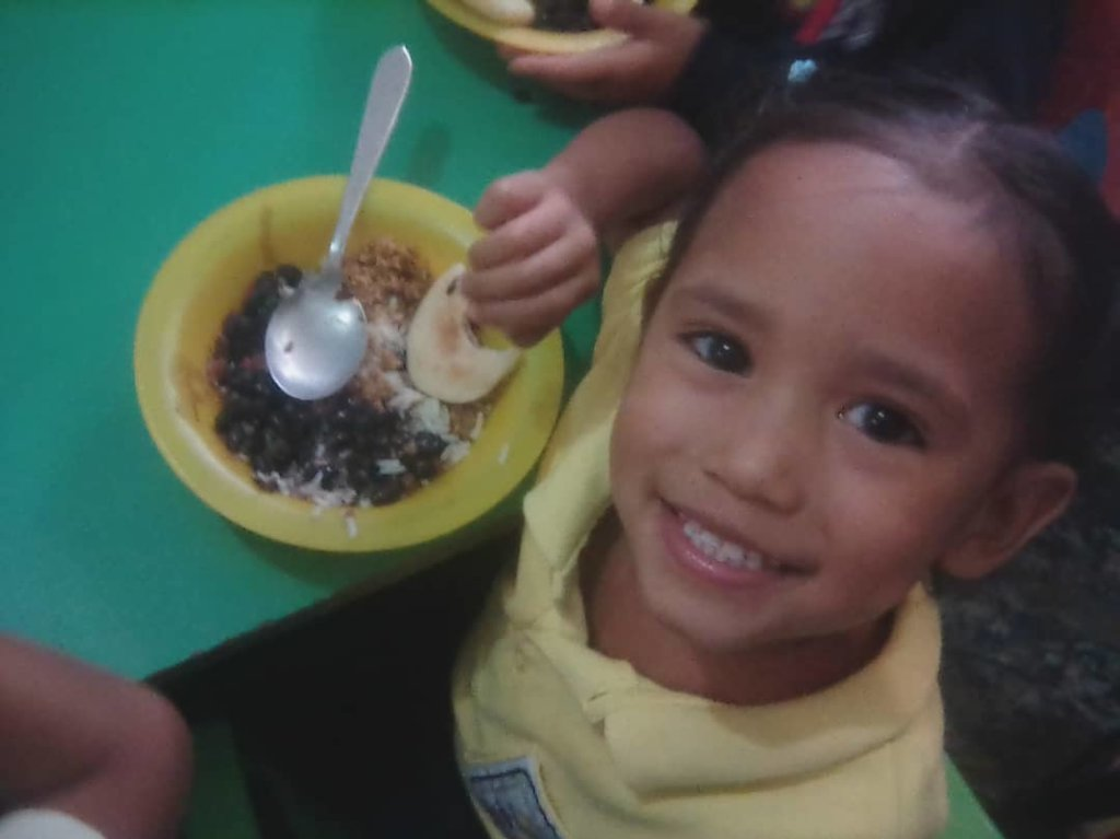 Help Feed 800 Venezuelan School Age Children