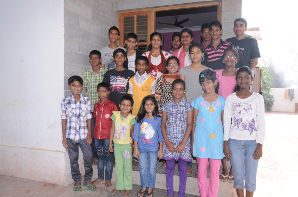 POSITIVE KIDS-50 HIV infected orphan children