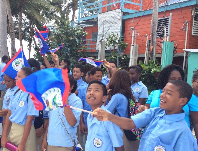 Danny Michel Ocean Academy, Belize, 2018-2019