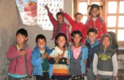 Provide a Hostel School in the Hidden Himalayas.
