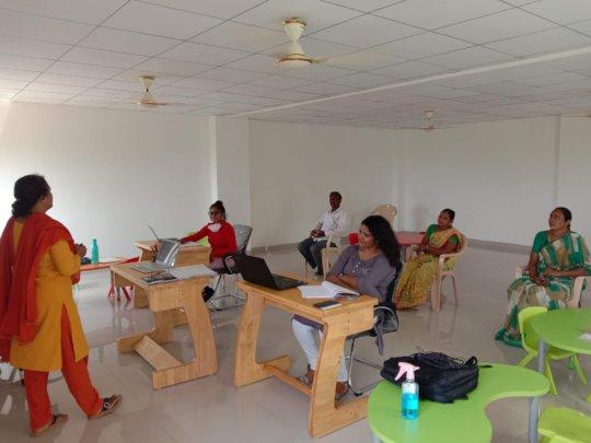 Teacher Training 1