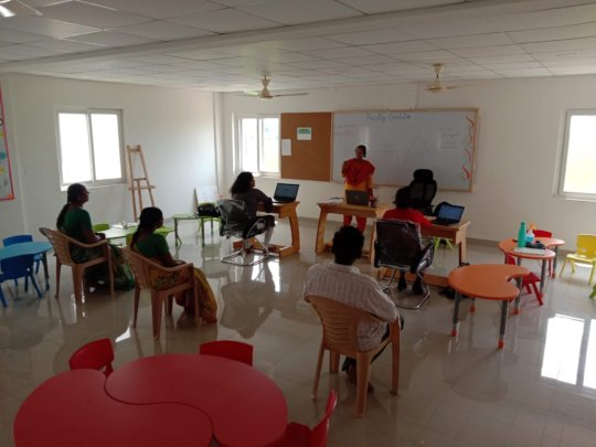 Teacher Training 2