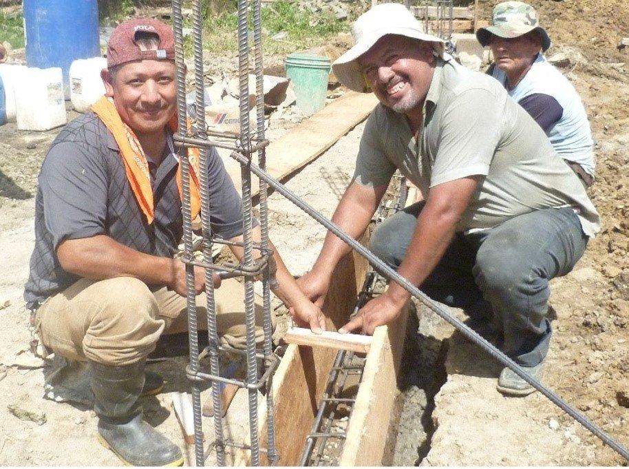 Fathers  Starting Work on Preschools in MKK