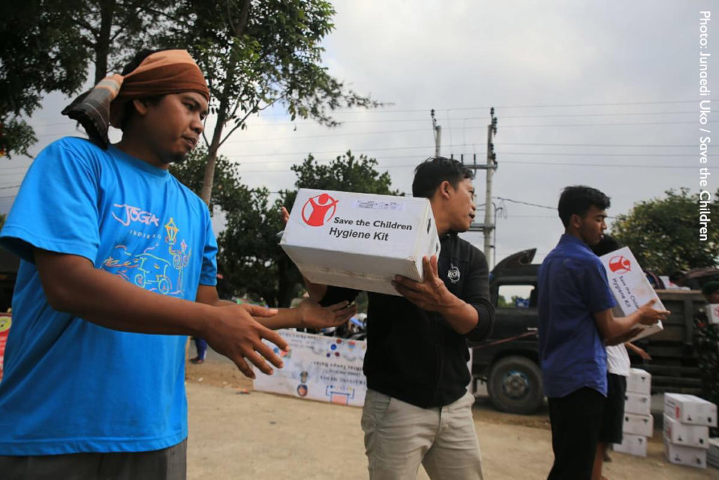 Indonesian Earthquake and Tsunami Response