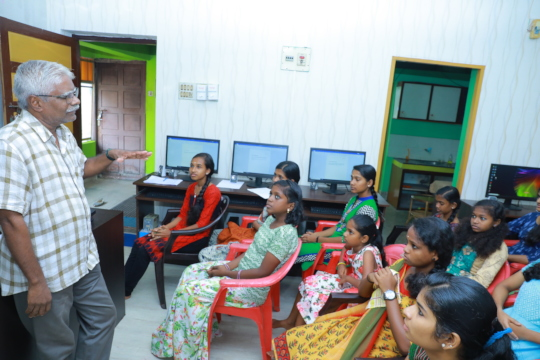 Financial Literacy classes for children
