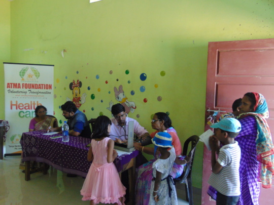 Primary Health Care Camps