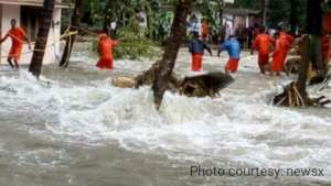 Urgent relief to flood-hit Kerala