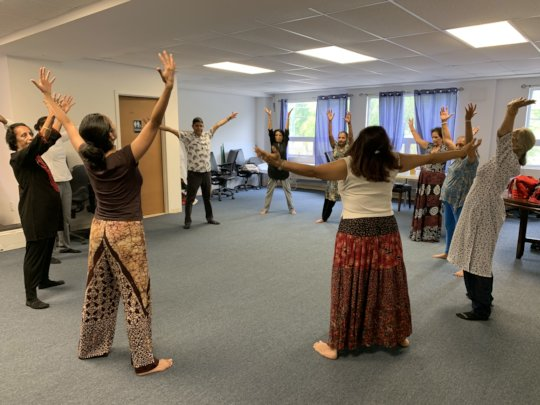 Low-Impact Dance Classes with Parijat Desai!