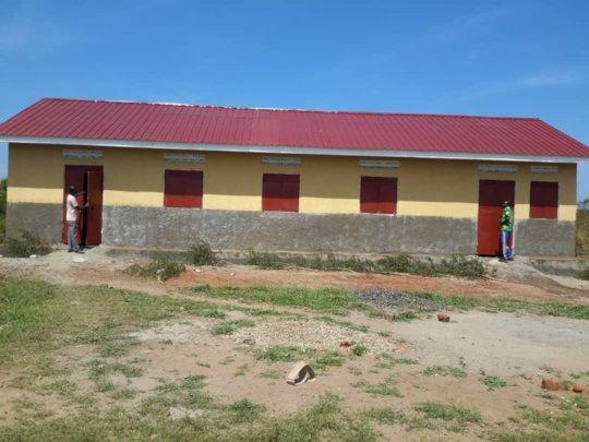 The Vocational Training Center!