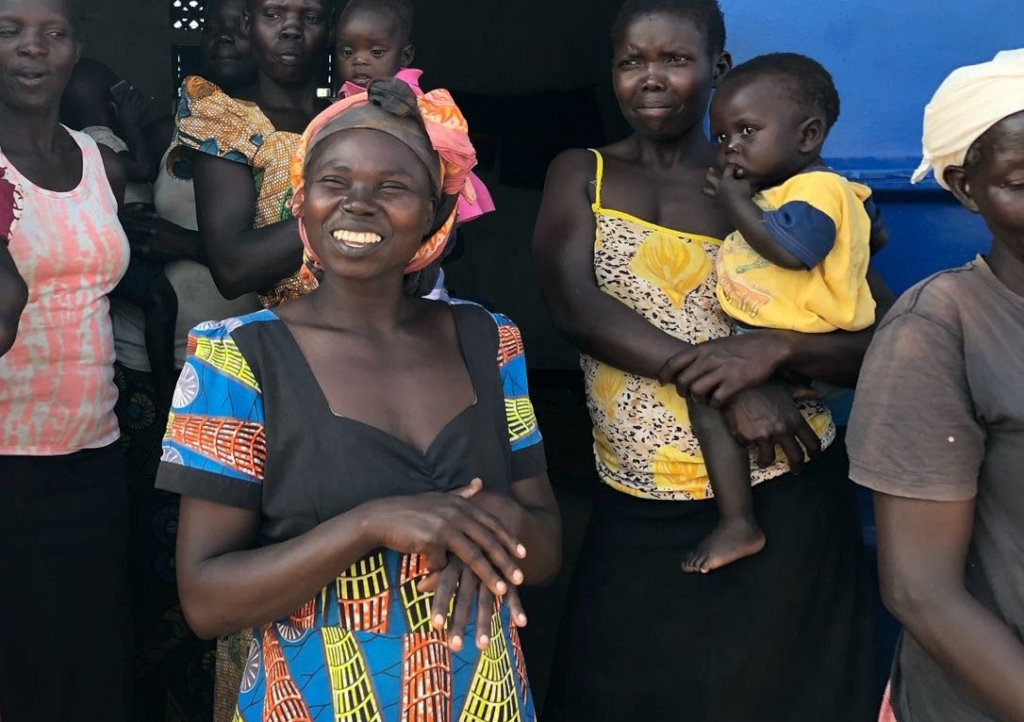 Give Hope to 300+ South Sudanese Refugee Women
