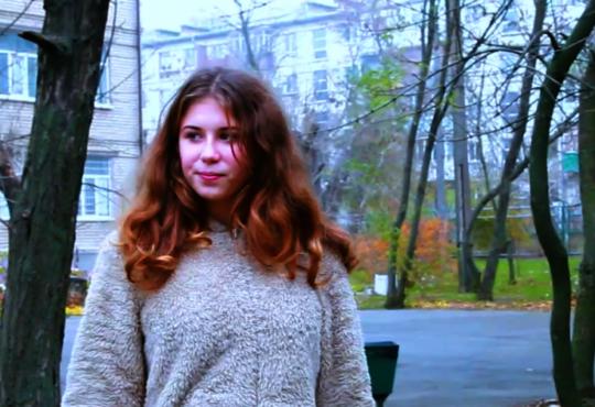 Veronika, 13 years old