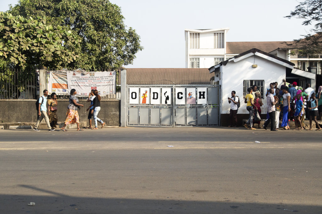 Saving Children's Lives in Sierra Leone