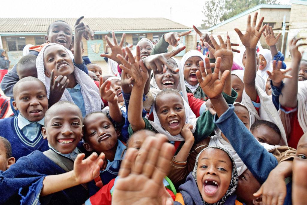 Greetings from Valley Bridge in Nairobi, Kenya