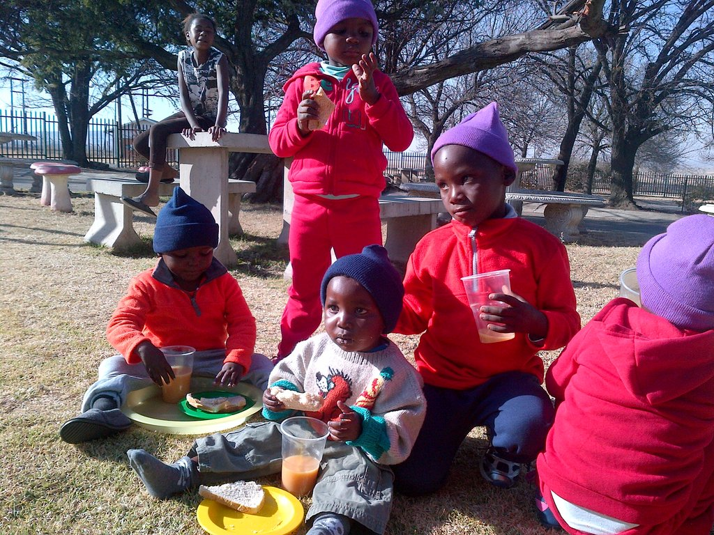 Topsy Orphaned and Vulnerable Children