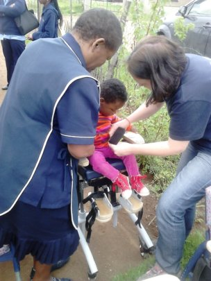 Specialised equipment donation - Sunshine Centre