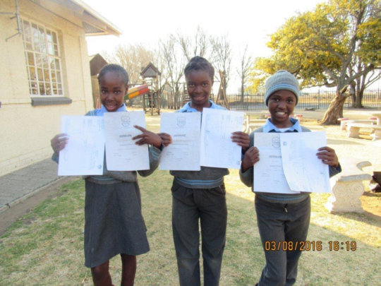 Our Three Excellent Learners