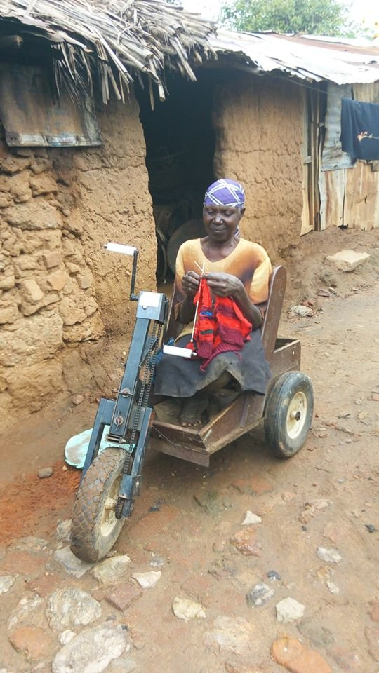 EMPOWER WOMEN WITH DISABILITIES IN TANZANIA