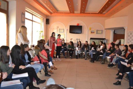 Mentoring Group Meeting
