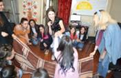 Empowering Orphan Girls of Gyumri