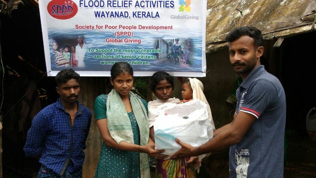 Support Kerala Flood