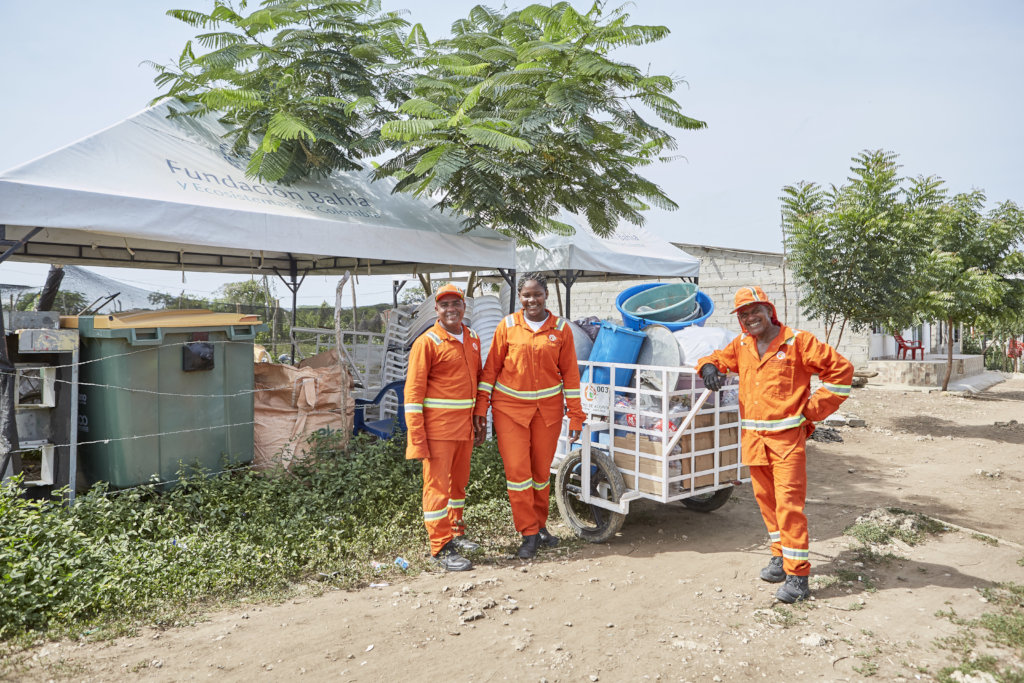 Recyclers of Tierra Bomba