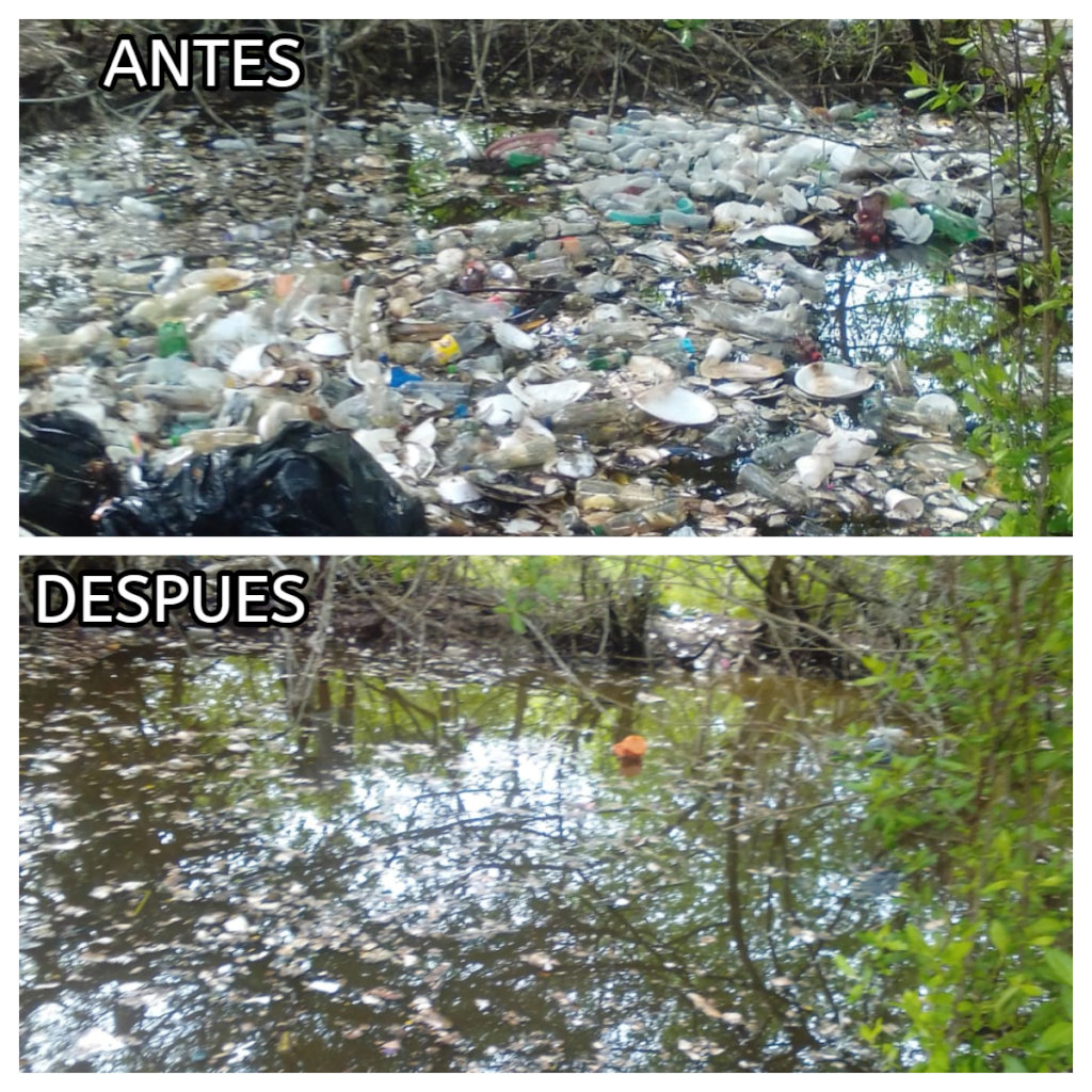 Before and after - informal dump 2