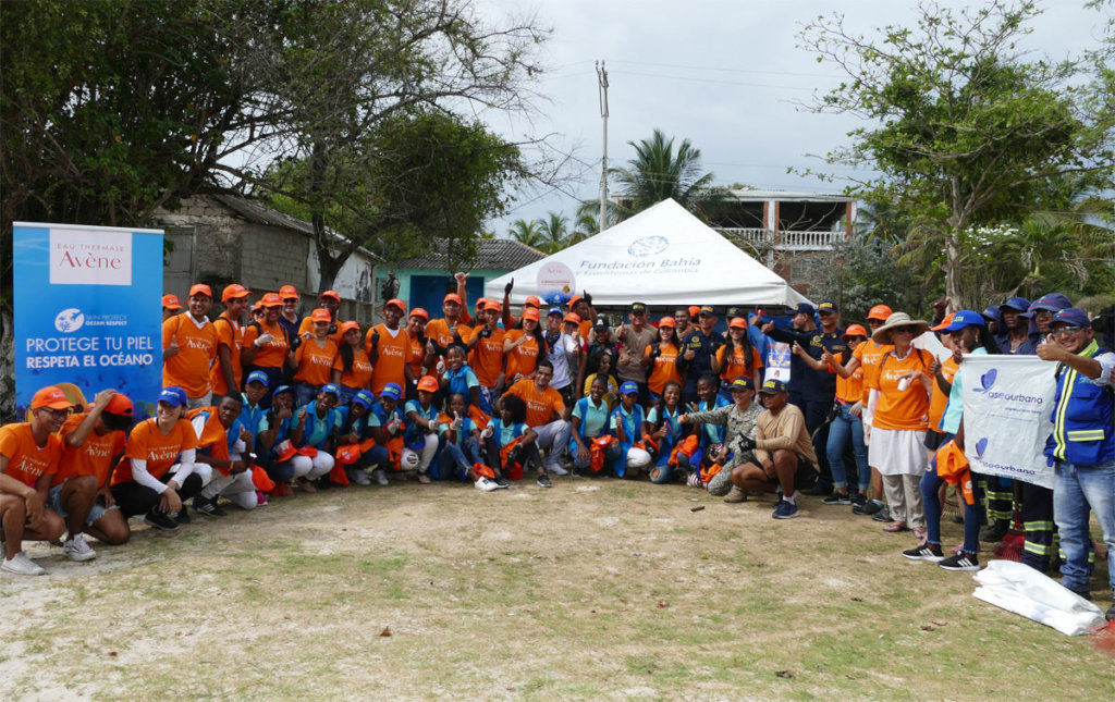 Educational and clean up campaign at Punta Arena