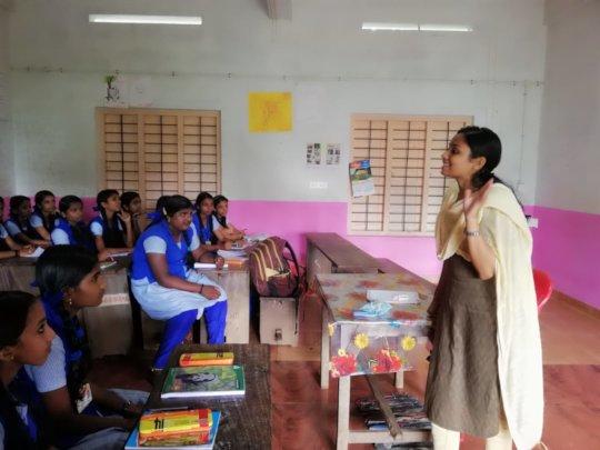 Communicative English classes