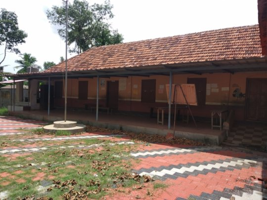 Renovated school