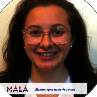 Razan Mikdashi, MALA Scholarship Recipient