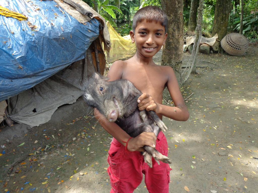Send 100 Bangladeshi Poor Kawra Children to School