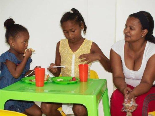 Los mejores momentos se disfrutan en familia