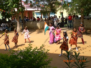 Our children dance permance
