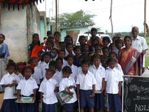 Childrens day celebration on Nov,14th.