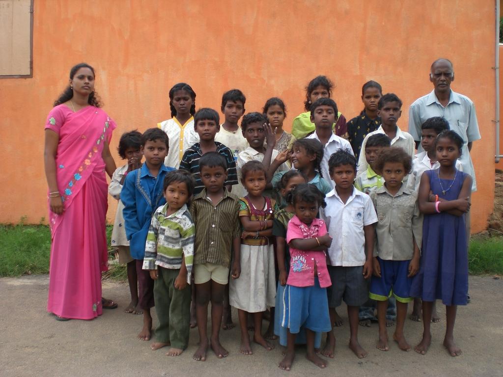 Thuvakhanpet tribal school