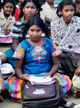 Educate after school-underprivilege children-India