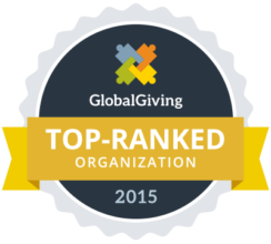 Globalgiving's top ranked NGO