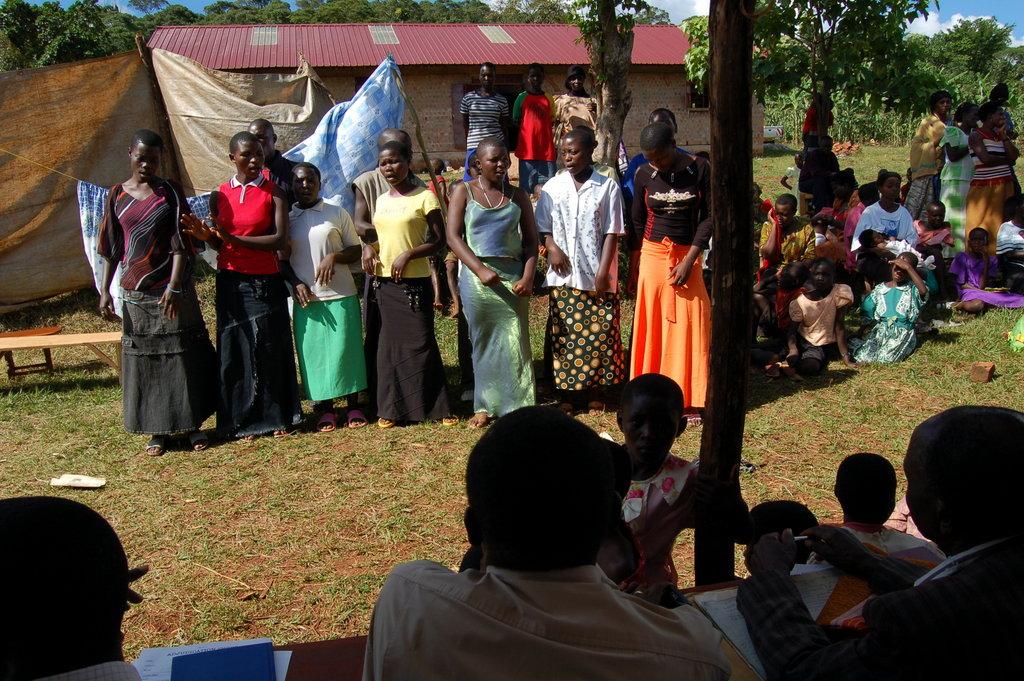 Safe motherhood HIV project
