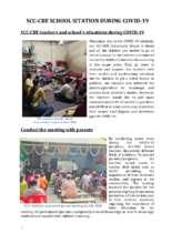 8th SCC-CBE school report (PDF)