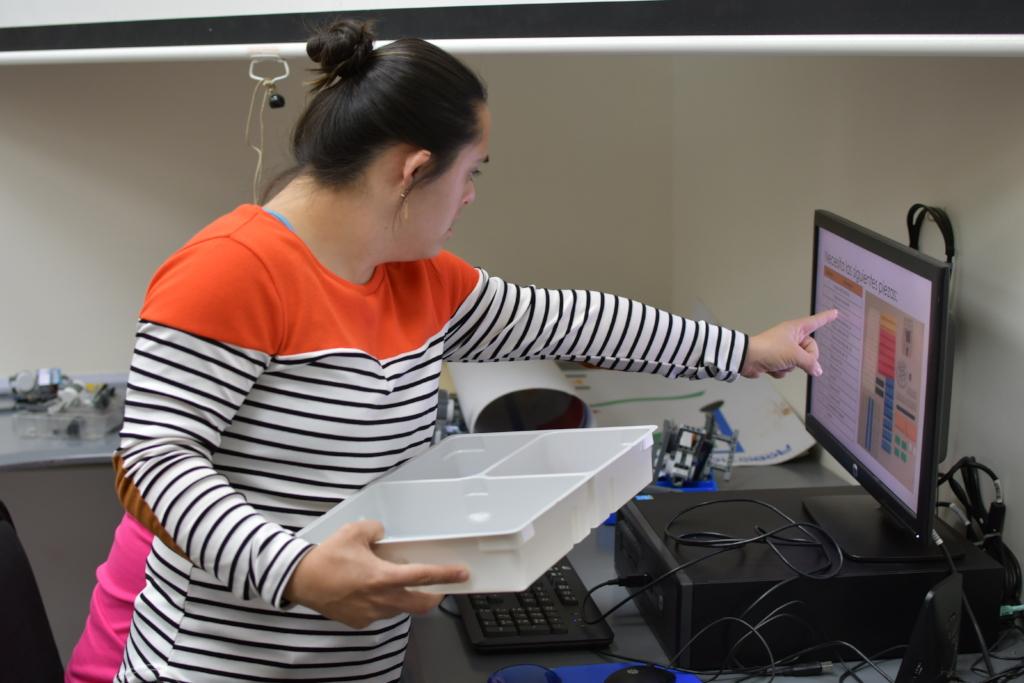 Learning robotics takes team effort
