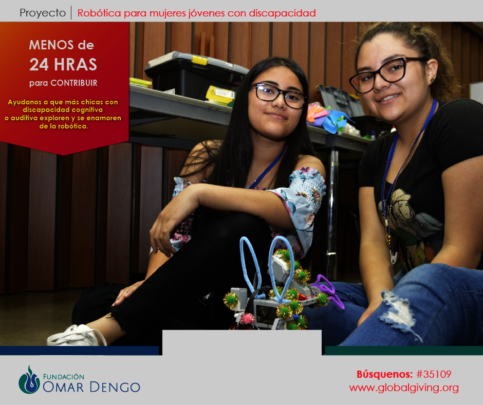 Robotics for young women on our social networks