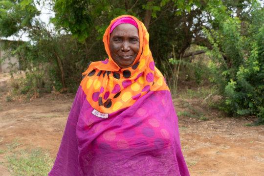 Asha in Vilabwa, Tanzania