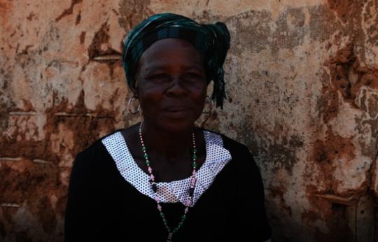 Lorpa, Liberian Farmer