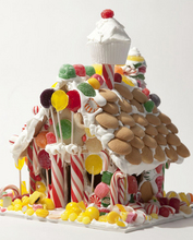 Will Cotton's Gingerbread House