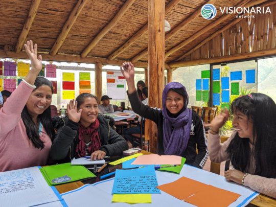 2020 Beca Lider Con Vision Retreat 2