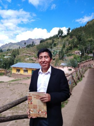 Percy in Umachurco (Calca Province)