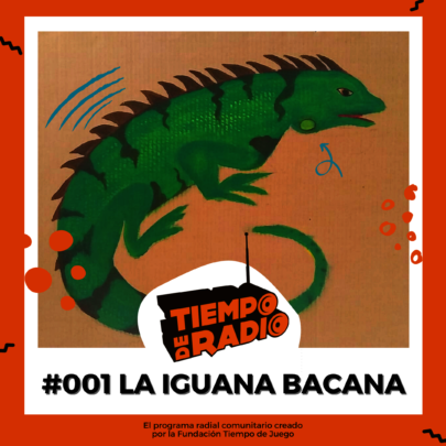 Cover of the first episode of Tiempo de Radio