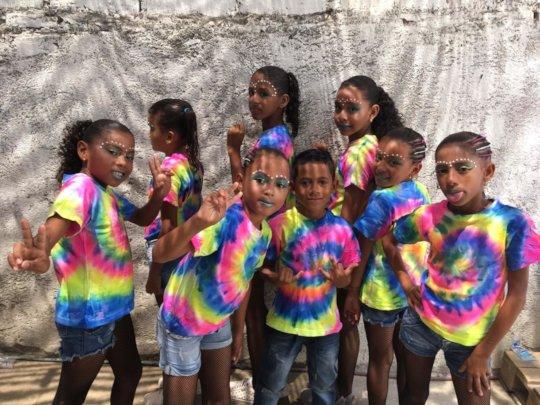 TDJ DANCE consists of 40dancers between 6-18 years