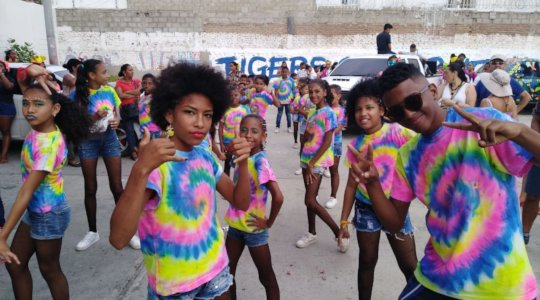 The kids of TDJ DANCE are ready to rock carnival