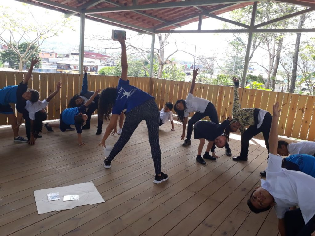 Save Earth through yoga & meditation in Costa Rica